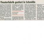 OTZ Theaterfabrik 21.05.2015